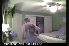 Masturbation in my friends bed on cam.