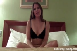 She is hot and i am horny, she loves the taste of cum.