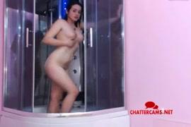 Hot sexy girl in the shower amateur teen cam show bigo live.
