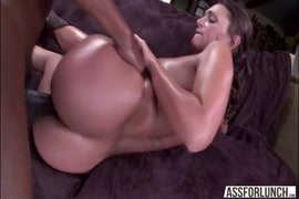 I fucked her pussy with my huge cock while nobody home.