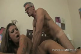 Young brunette loves to ride cock and gets cummed in every position.