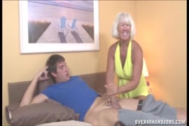 Young guy jerking off while talking dirty to you.