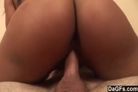 Fucking my step sister on the bed.