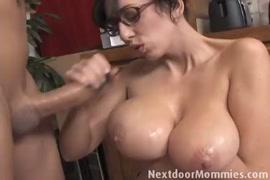 Bbw mom jerks big cock.