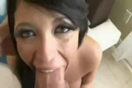 I love sucking my husband and eating his cock.