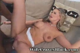 Fist with my big cock, i cum on her panties.