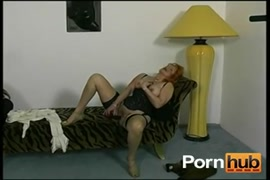 Femboy shows off and jerks off on camera.
