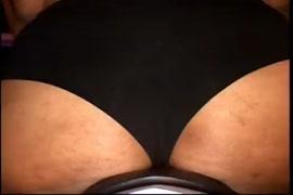 Pov of my big booty girlfriend with amazing ass big boobs.
