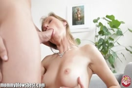 Mature milf seducing my boy while he plays with his ass.