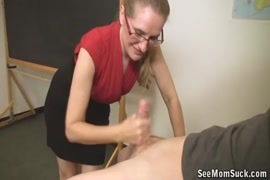 Mature blonde slut gets pounded hard with big dick.