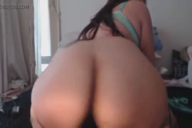 Tasty creampie for hot milf with amazing ass