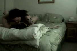 Cock hungry wife cheating on husband while husband films.